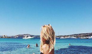 Włoskie wakacje Kasi Tusk