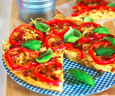 Pizza ramen