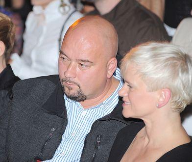 Katarzyna Figura jest już zmęczona kontaktem z Kaiem Schoenhalsem