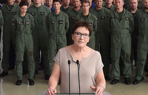 Ewa Kopacz: nie można odwołać referendum, nie można też dopisać pytań
