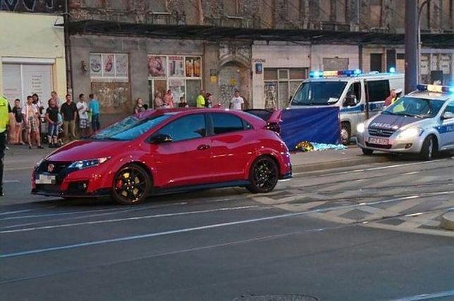 Wypadek na Targowej. Kierowca, który śmiertelnie potrącił 14-latkę, jechał 106km/h