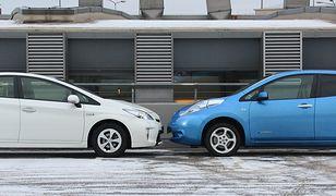 Nissan Leaf i Toyota Prius Plug-in: jazda przyszłości