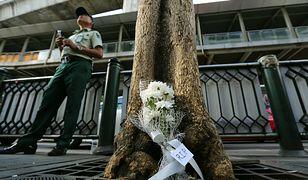 Zamach bombowy w Bangkoku. Wyższa nagroda za informacje o zamachowcach