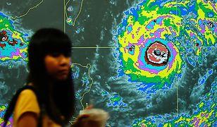 Do Tajwanu zbliża się tajfun Nepartak. Ewakuowano turystów, odwołano loty i zamknięto szkoły