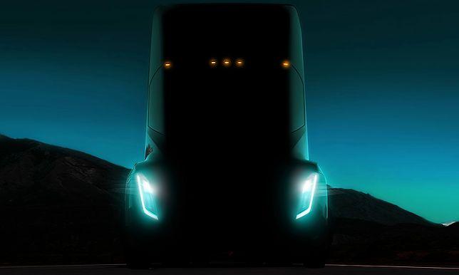 Zapowiedź Tesla Semi