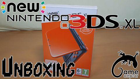 New Nintendo 3DS XL - Unboxing PL