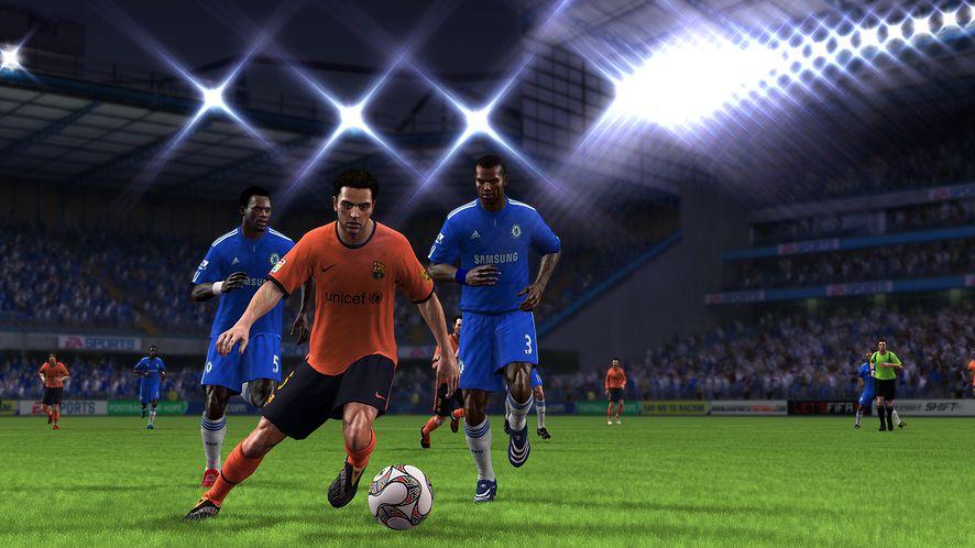 EA przeprasza za błędy w FIFA 10