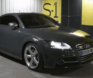 Audi TTS należące niegdyś do Neymara, do kupienia za niecałe 40 tys. euro