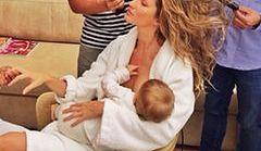 Brelfie, czyli zdjęcia karmiących matek, to nowy trend w sieci