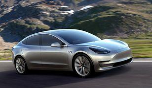 Tesla podała dane techniczne Modelu 3