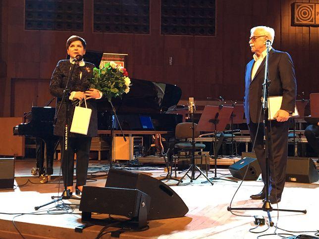 U Jasia Pietrzaka na jubileuszu