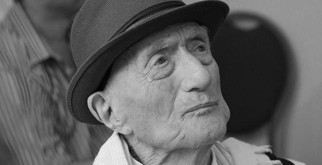 Zmarł najstarszy mężczyzna świata. Był Polakiem