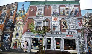 W Słupsku zachwyca kolejny mural