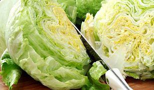 Po czym poznać, że sałata jest nieświeża?