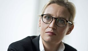 Alice Weidel, deputowana AfD do Bundestagu.