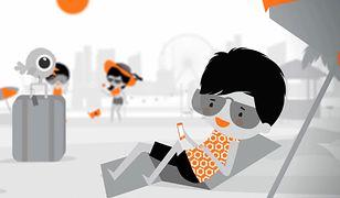 Promocja doładowań Lato w Orange