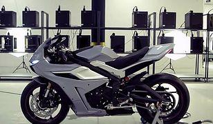 Polska firma Zortrax wydrukowała elementy motocykla
