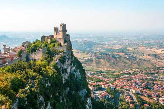 San Marino - najstarsza republika świata