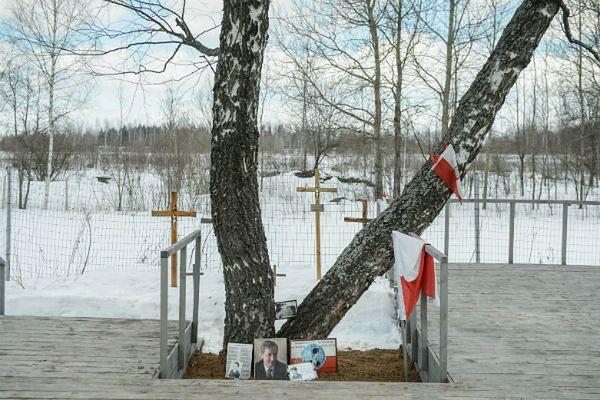 3. rocznica katastrofy smoleńskiej - uroczyste obchody