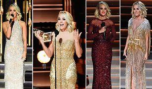 Carrie Underwood i inne gwiazdy na CMA Awards 2016