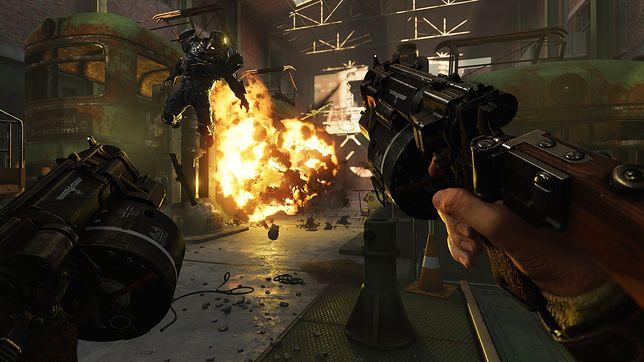 Nowa część to dużo broni i dużo eksplozji