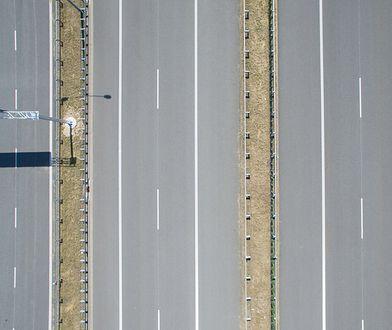Prace porządkowe na autostradzie A1 i drodze krajowej nr 12