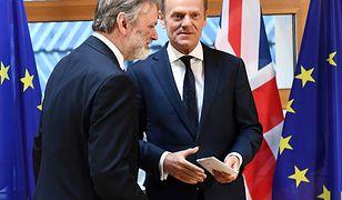 UE otrzymała od Wielkiej Brytanii list w sprawie Brexitu