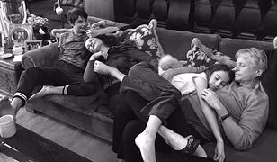 Catherine Zeta-Jones i Michael Douglas relaksują się z dziećmi