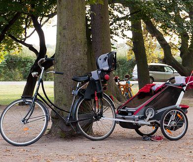 Przyczepka rowerowa – bezpiecznie i zgodnie z prawem