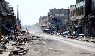 Irak: w nalocie na Mosul zginął minister wojny ISIS