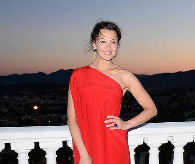 Anna Popek zachwyca w Cannes