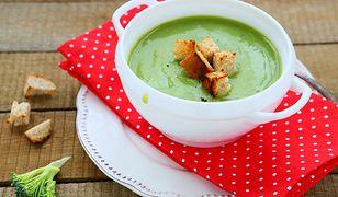Z czym podawać zupy krem
