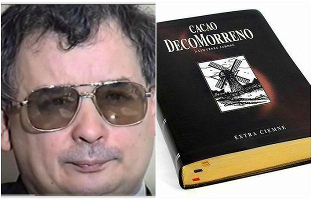 Cacao Decomoreno pochodził z San Escobar. Internauci wyśmiali wpadkę Waszczykowskiego