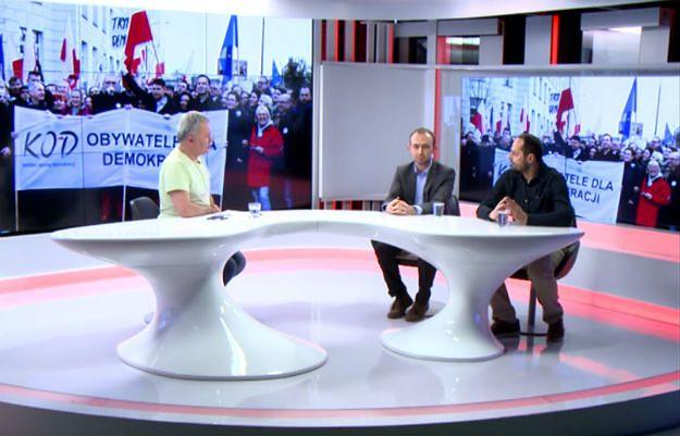 """Publicysta o koalicji """"Wolność, Równość, Demokracja"""": łączy ich tylko sprzeciw wobec PiS"""