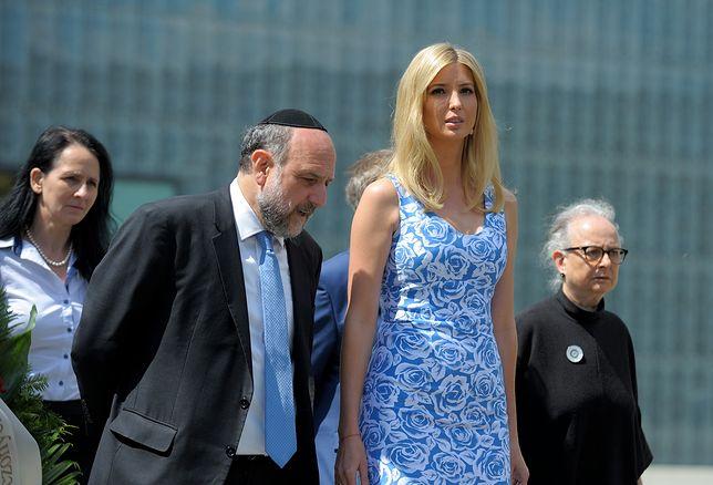 Liderzy żydowscy krytykują Trumpa za wizytę w Polsce