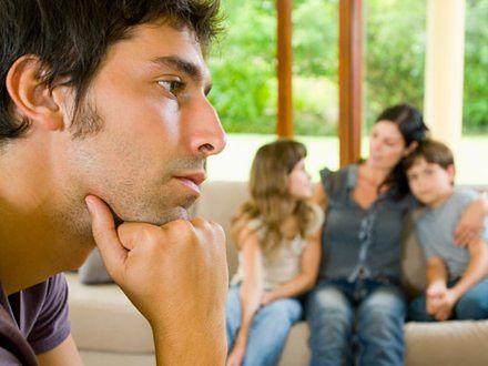 Mężczyzna po rozwodzie cierpi bardziej