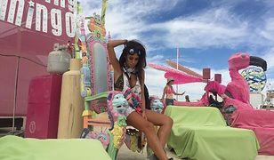 Burning Man – Natalia Siwiec i inne celebrytki bawią się na festiwalu