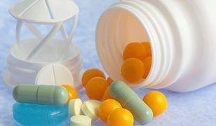 Leki bez recepty też mogą szkodzić!