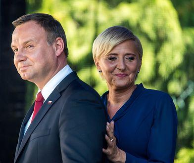 Andrzej i Agata Duda pierwszy raz od 22 lat spędzili osobno rocznicę swojego ślubu. Dlaczego?
