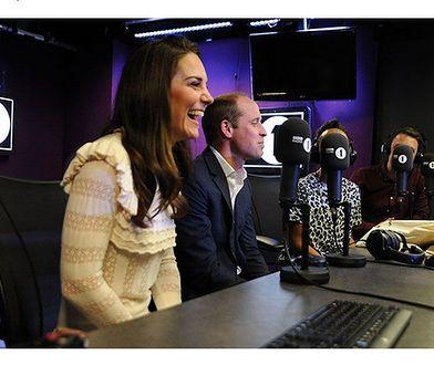 Kate i William w BBC Radio. 6 rzeczy, których o nich nie wiedzieliście!