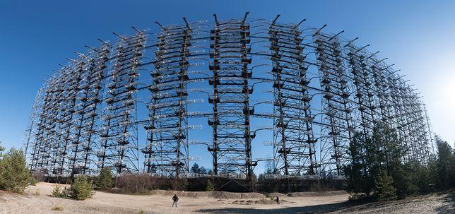 Duga 3, k. Czarnobyla, Ukraina