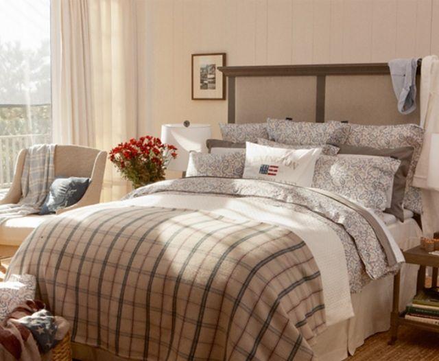 Zmysłowa sypialnia - miękko na podłodze