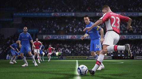 Personality+ w FIFA 11 zapowiada się świetnie