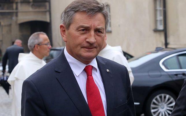 - Moim zdaniem powinno to dotyczyć naszych sąsiadów z Zachodu, jak i ze Wschodu - uważa Marek Kuchciński