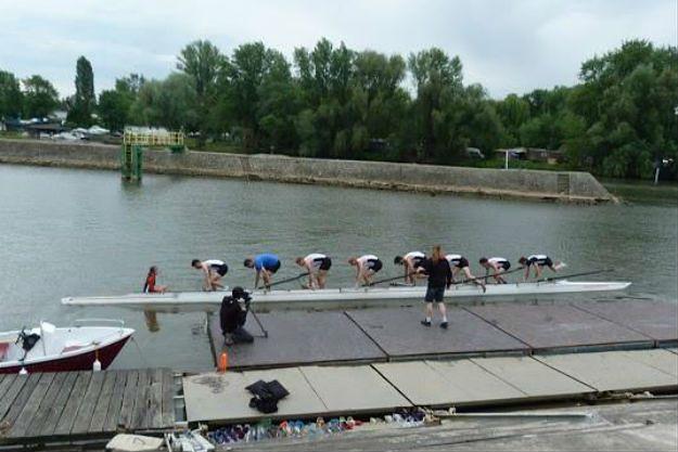 Wrocław: wioślarze popłyną dla chorych na nowotwór dzieci