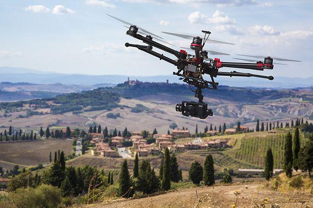 Drony bojowe drukowane na życzenie - nowy projekt wojska