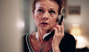 """Ewa Wencel jako Teresa Zielińska, matka Bartka, """"Plac Zbawiciela"""" (2006)"""