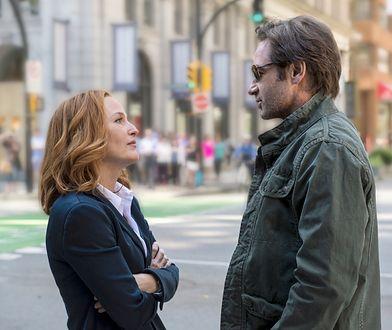 Gillian Anderson jako Dana Scully i David Duchovny jako Fox Mulder znów będą szukać obcych