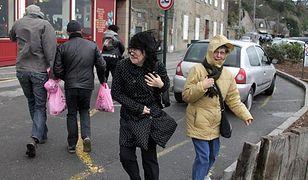 Silny wiatr uprzykrza życie mieszkańcom Francji