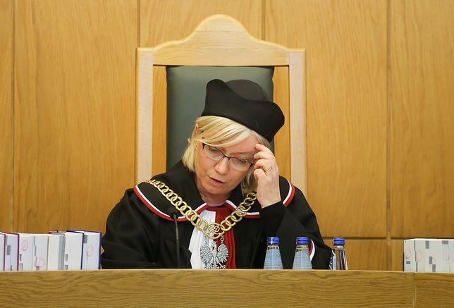 Od grudnia 2016 roku prezesem Trybunału Konstytucyjnego jest Julia Przyłębska